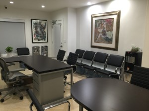 Waiting Area at VMS & Associates